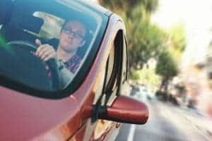 Wat niet te doen als 17-jarige bestuurder?