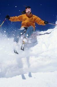 Wintersport en de autoverzekering