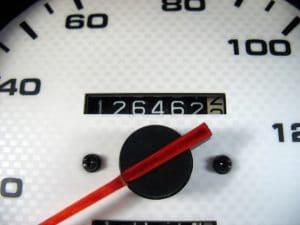 Jonge bestuurders zijn kilometervreters
